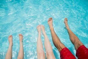 Águas termais trazem benefícios