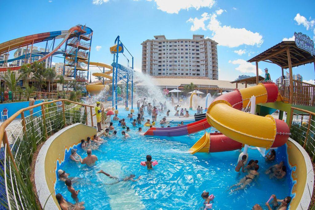 caldas novas recebe investimentos no turismo