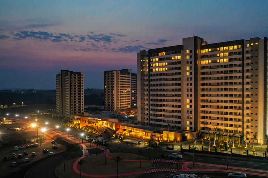 maior resort de multipropriedade do brasil